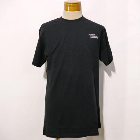 BLACK DIAMOND RIDGE TEE MENS Black