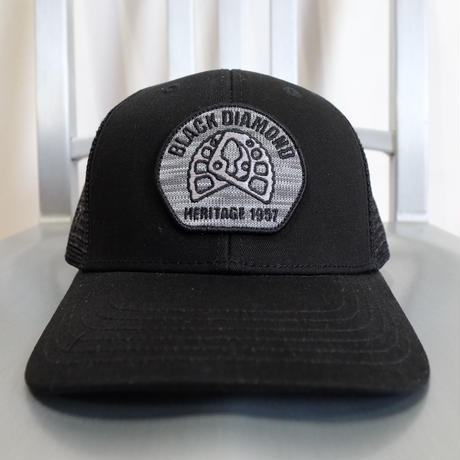BLACK DIAMOND TRUCKER HAT
