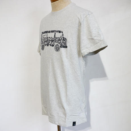 BLACK DIAMOND VANTASTIC TEE MENS Birch Heather