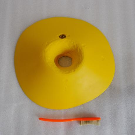 e-Grip Climbing Holds 2Tex Vortex Yellow