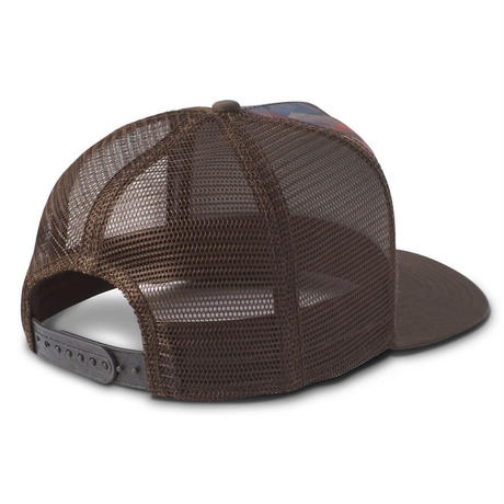 PRANA VISTA TRUCKER CAP Cumin Hex