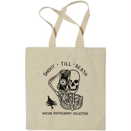 HIPPY TREE NPC TOTE BAG NATURAL