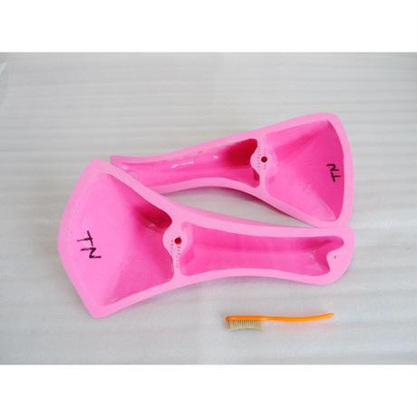 TEKNIK HAND HOLDS Talon Neon Pink
