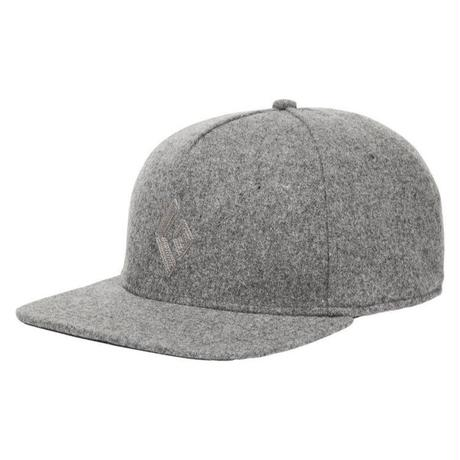 BLCK DIAMOND WOOL TRACKER HAT
