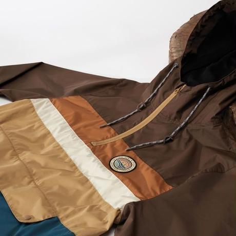 HIPPY TREE PORTOLA WINDBREAKER
