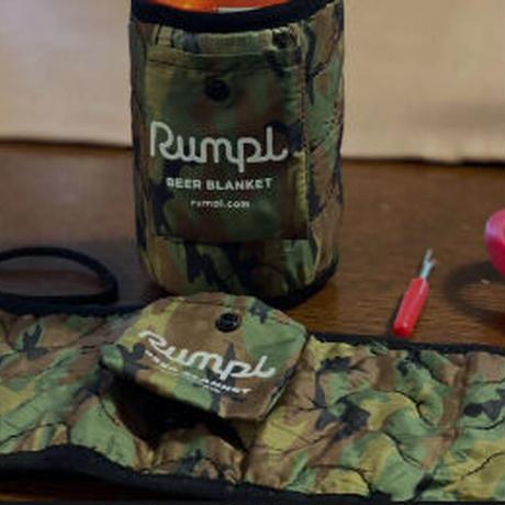RUMPL BEER BLANKETS  Woodland Camo