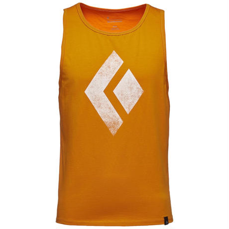 BLACK DIAMOND CHALKED UP TANK MENS Ginjer