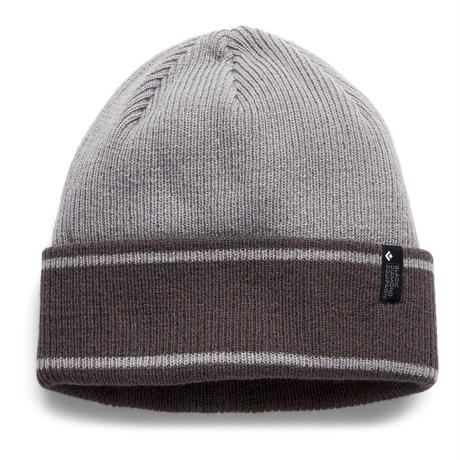 BLACK DIAMOND CUFFED BEANIE Nickel/Anthracite