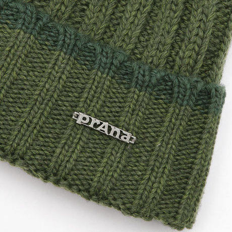 PRANA LEBON BEANIE Cargo Green Heather