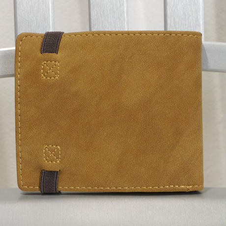 HIPPY TREE OUTBACK WALLET Brown