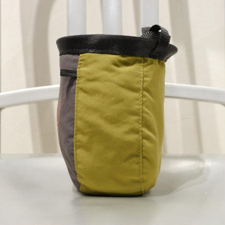 PRANA GRAPHIC CHALK BAG WITHE BELT Woodland Raised By