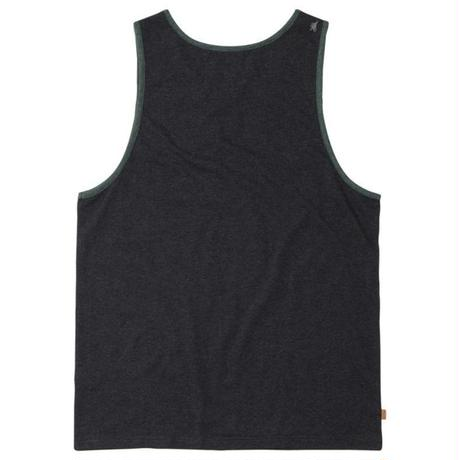 HIPPY TREE GAVIOTA TANK Heather Black