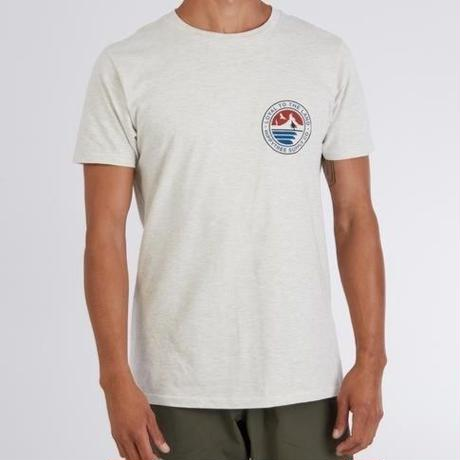 HIPPY TREE CABO TEE Heather Natural
