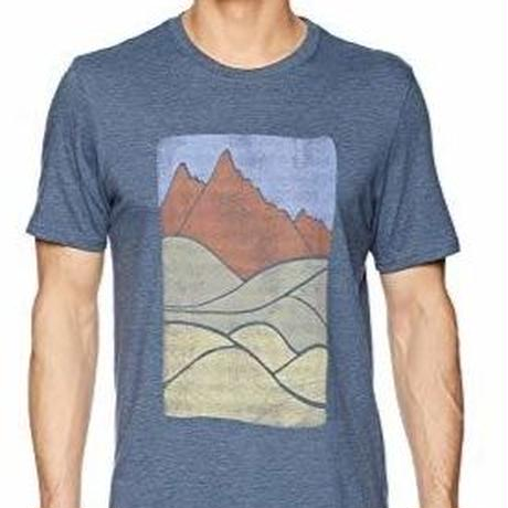 PRANA Ezer T-Shirt Navy Heather