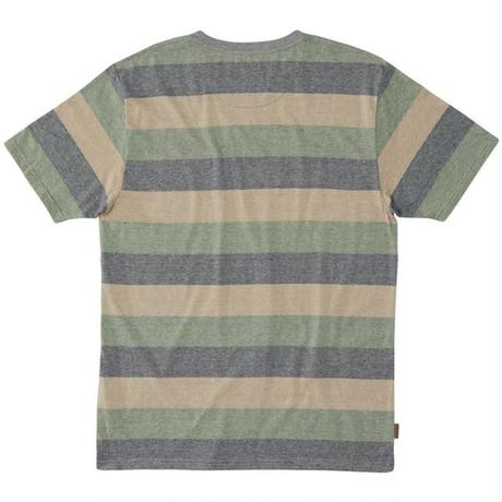 HIPPY TREE ELMORE TEE Heather Grey