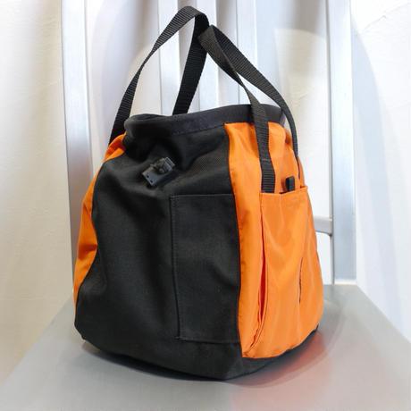 PRANA BUCKET CHALK BAG Tangerine