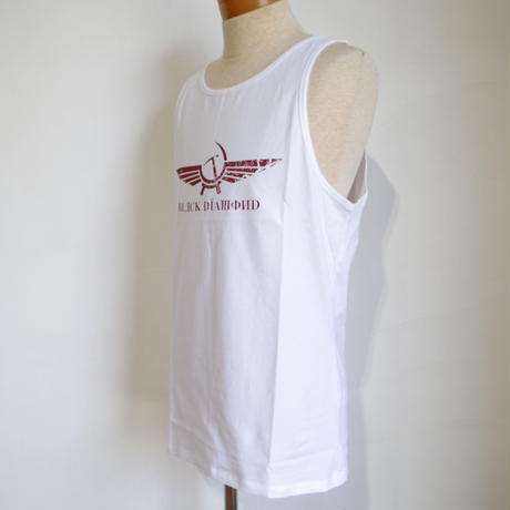 BLACK DIAMOND PERESTROIKA TANK MENS White