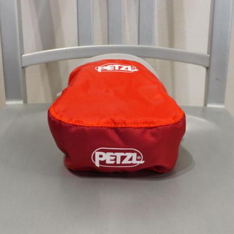 PETZL CHALK BAG SAKA  Red