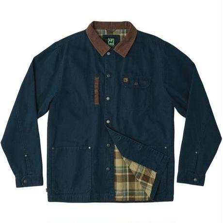 HIPPY TREE PILSNER JACKET Navy