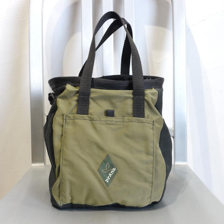 PRANA BUCKET CHALK BAG Olive