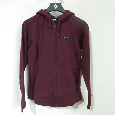 BLACK DIAMOND BASIS FULL ZIP HOODY Bouldeaux