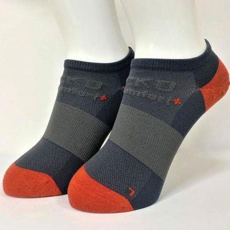 GECKKO Ergo Comfort+  Grey x Orange