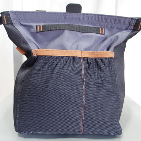 PRANA PRANZO BUCKET BAG Charcoal