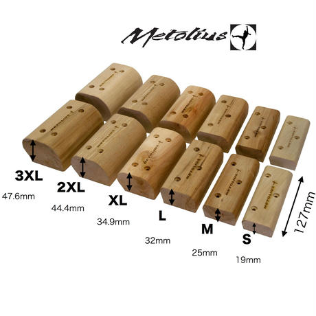 METOLIUS CAMPUS BLOCKS 3XL