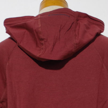 BLACK DIAMOND CRAG HOODY MENS Red Oxide