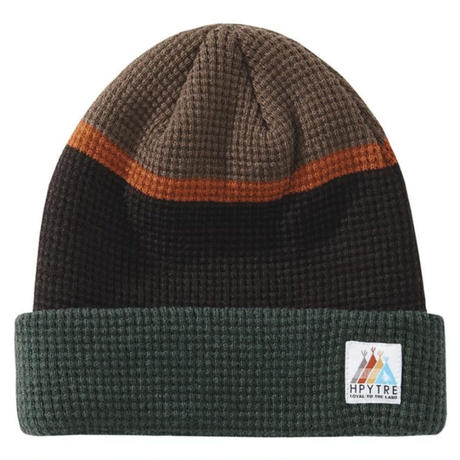 HIPPY TREE DOBSON BEANIE Black