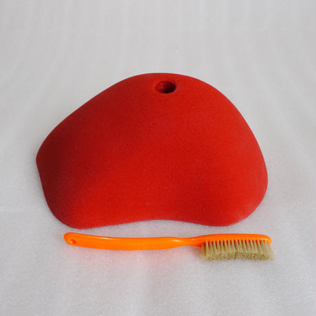 e-Grip Climbing Holds Sunkissed Red