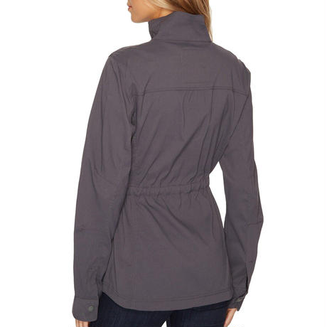 PRANA HALLE JACKET Coal