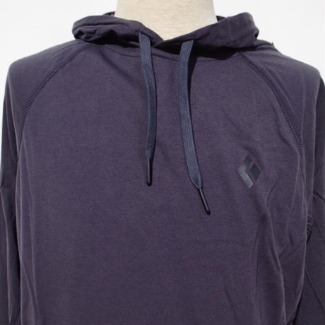 BLACK DIAMOND CRAG HOODY MENS Carbon
