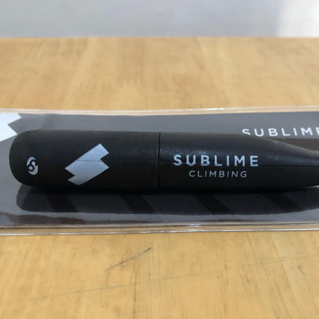 SUBLIME CLIMBING Premium Boar's Hair Climbing Brush - All Black 2018
