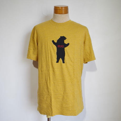 PRANA Bear Squeeze Journeyman T-Shirt Marigold Heather