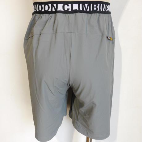 MOON CLIMBING  Mens Samurai Short Slate