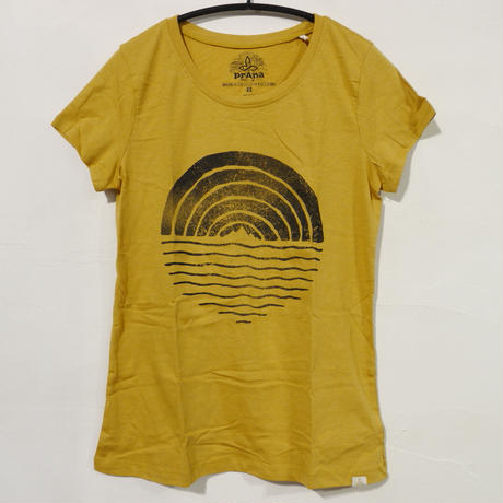 PRANA Graphic T-shirt Toffee Reflections