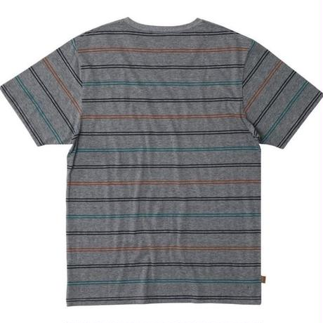 HIPPY TREE STANTON TEE Heather Grey
