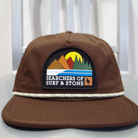 HIPPY TREE EXPEDITION HAT BROWN