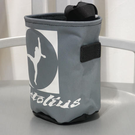 METOLIUS CROSS CLIPPER CHALK BAG  Grey