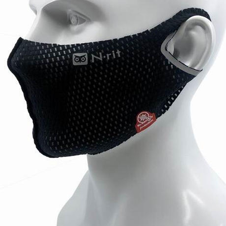 N・rit SPORTS COOLING MASK