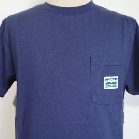 HIPPY TREE TRADESMAN KNIT TEE Navy