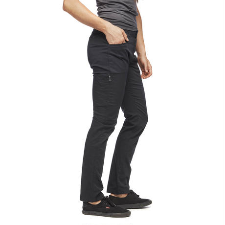 BLACK DIAMOND RADHA PANTS  WOMENS Black