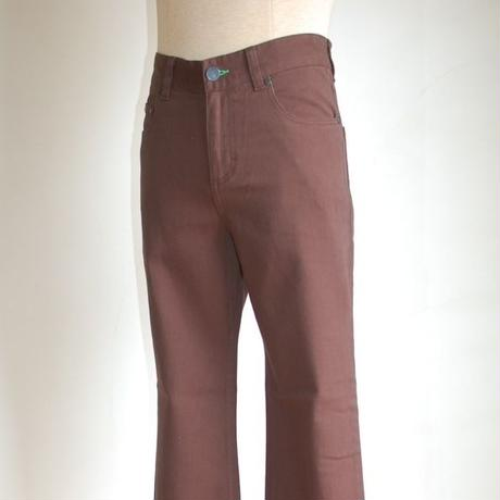 HIPPY TREE TRAIL PANT BROWN