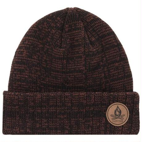 HIPPY TREE HOPKINS BEANIE Rust