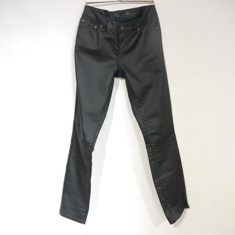 Prana Womens Jett Coated Pant Black