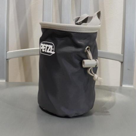 PETZL CHALK BAG BANDI Grey