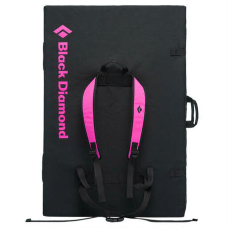 BLACK DIAMOND CIRCUIT PADBlack/Ultra Pink