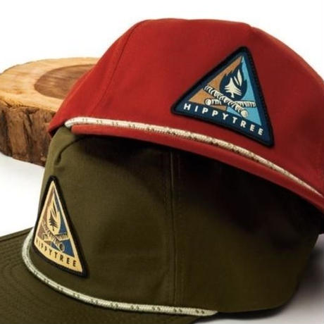 HIPPY TREE BONFIRE HAT Brick