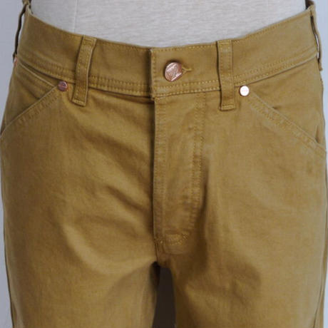 TOPO DESIGNS 5 POCKET PANTS TWILL  Khaki